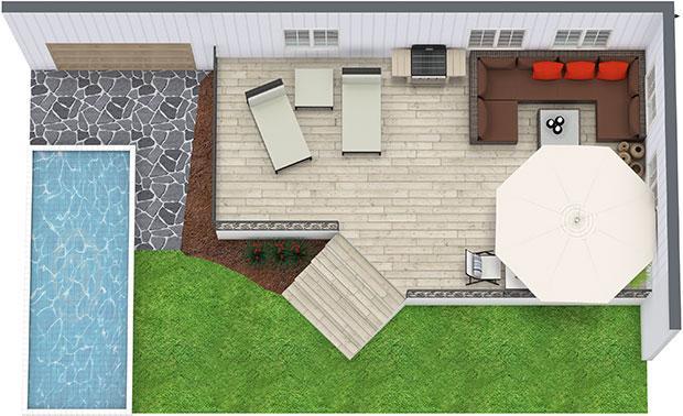 design outdoor kitchen online