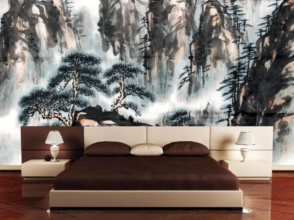 japanese inspired bedroom