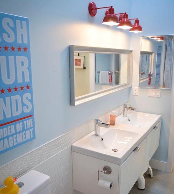 teen girls bathroom