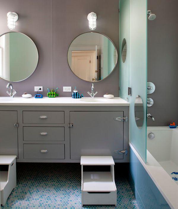 teen girl bathroom