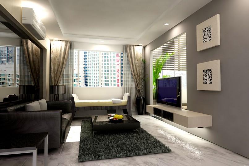 condominium interior