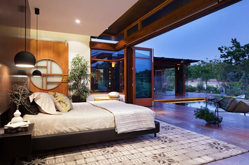 Spirit of the East – 12 Principles of Japanese Inspired Bedroom