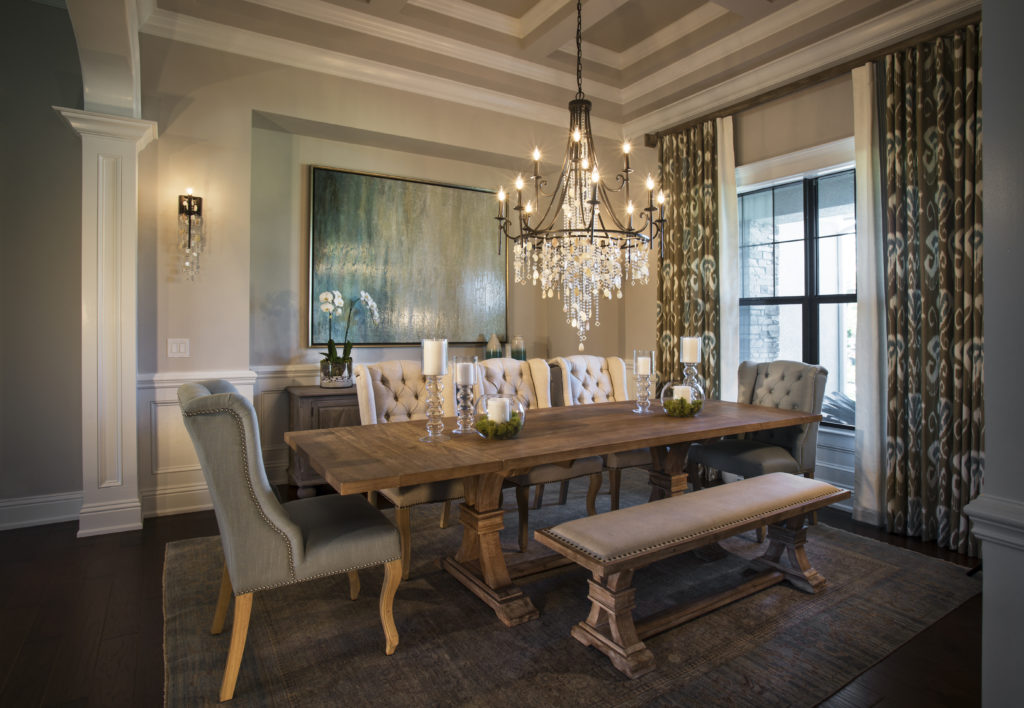 Ideas to Guide Your Dining Room Chandeliers Modern