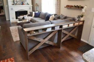 sofa tables decorations ideas