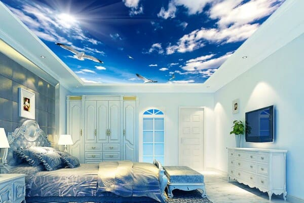 Creative Design Ideas For Ceilings in Bedrooms