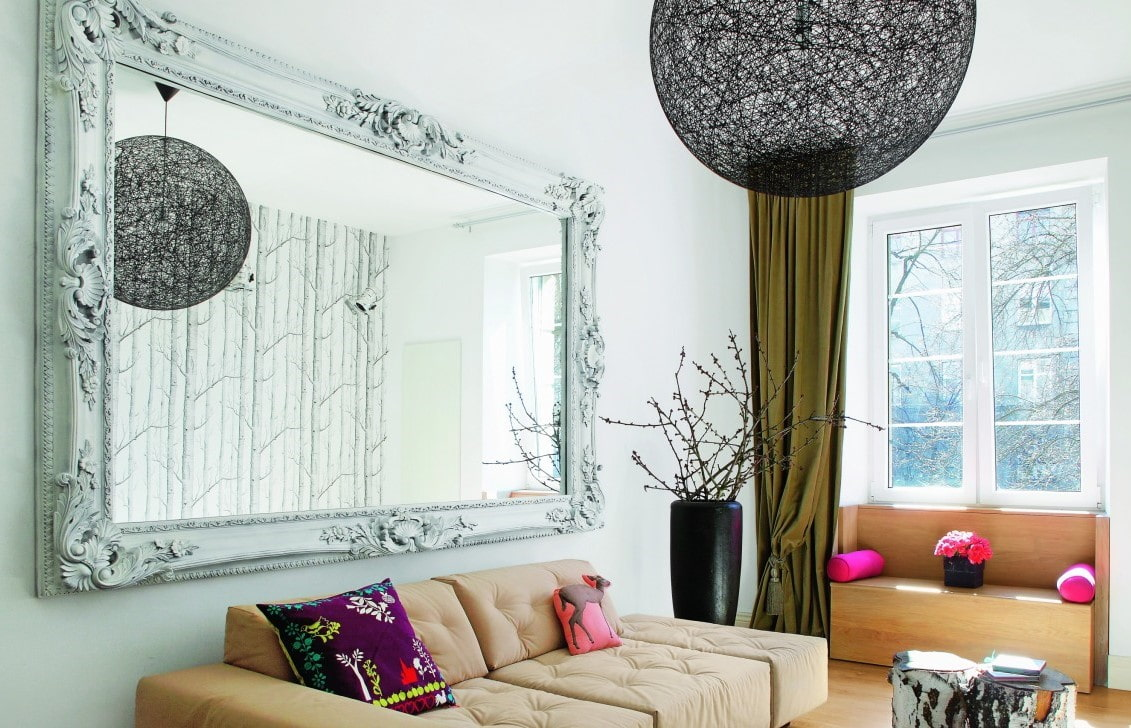How to Feng Shui Mirror Placement