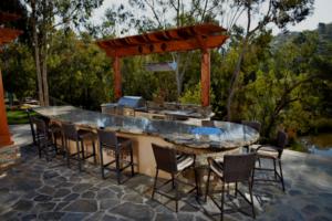 backyard bbq area design ideas