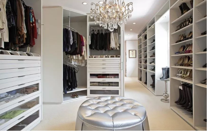 6 Valuable Ideas Of How To Master Bedroom Closet Design.