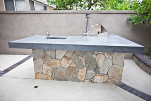Outdoor countertop