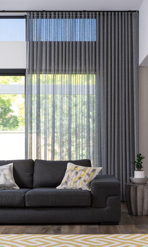 Contemporary Window Treatments