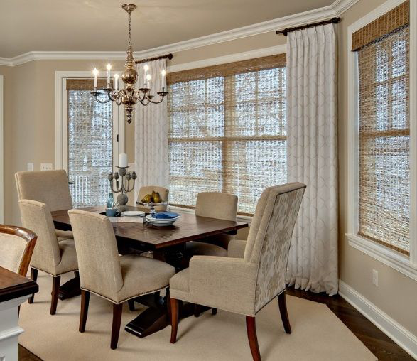 3 Best ideas for wide windows treatments