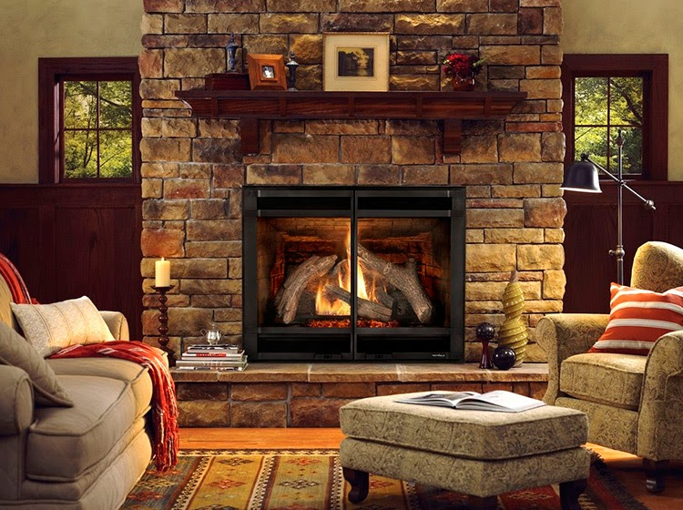 Your Happy Fireplace: How To Clean Soot off Brick