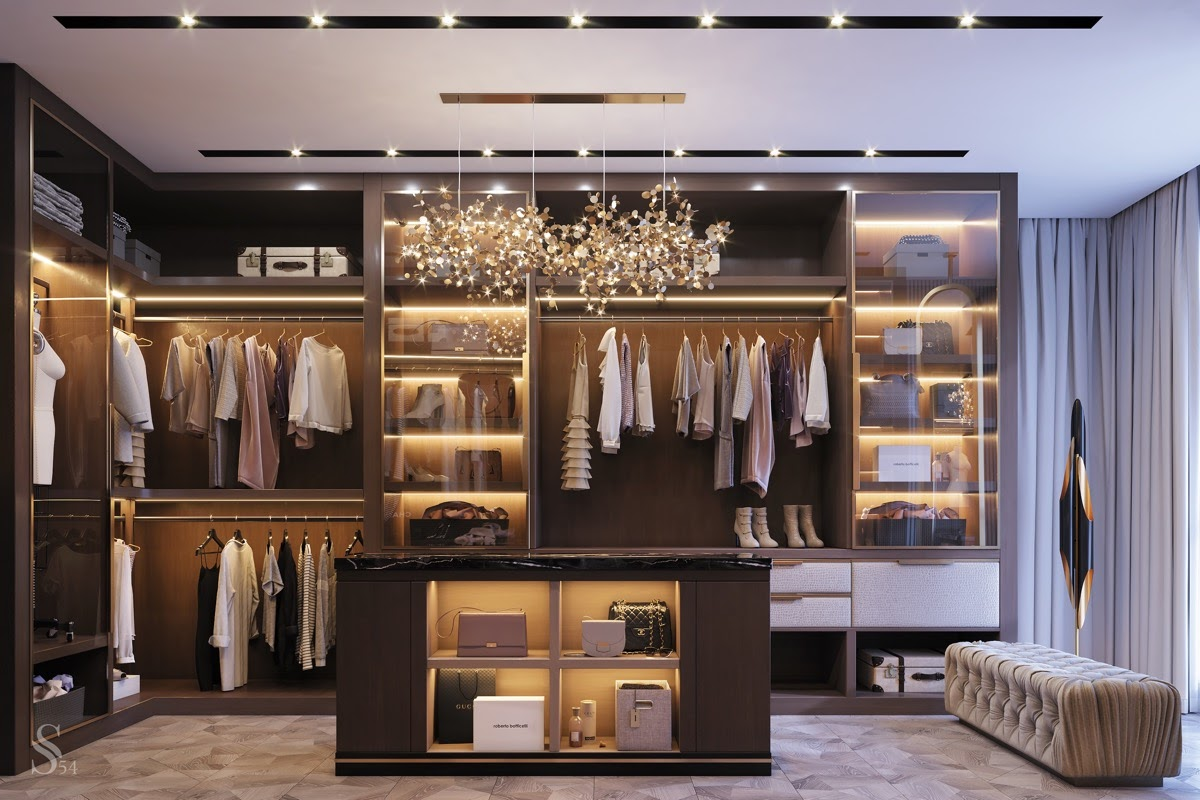 Bedroom closets: all you need to know to choose the ideal one for you