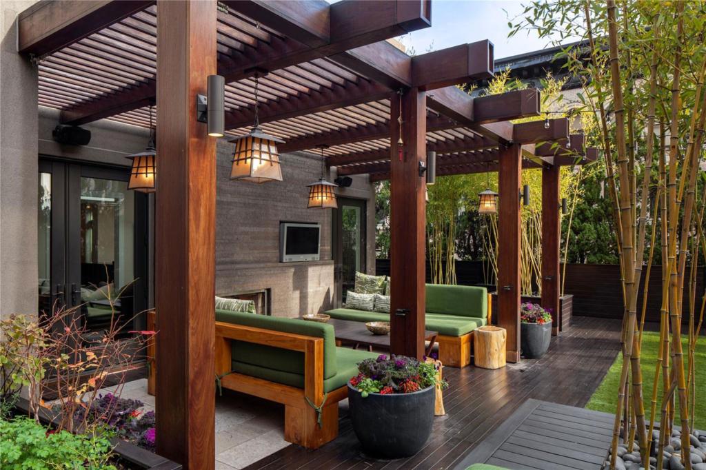 Outdoor Patio Decoration Ideas
