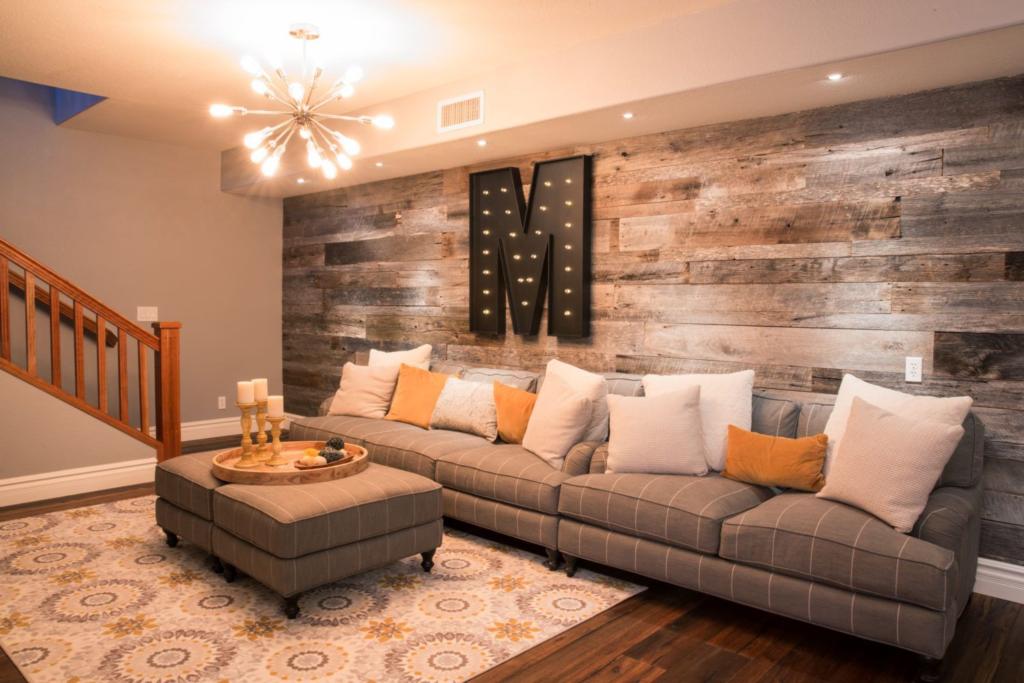No-Drywall Ideas Home
