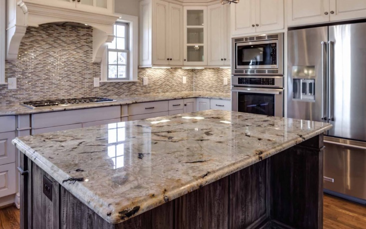 The perfect height of a kitchen counter