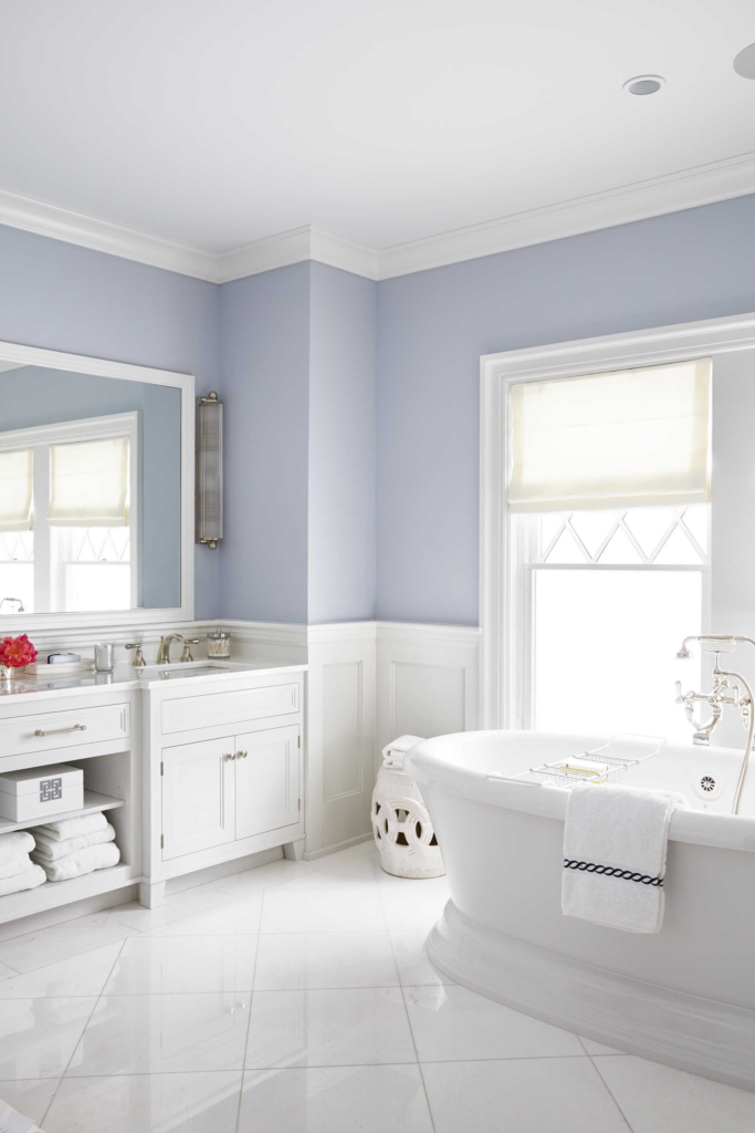Best Paint Colors For Small Bathroom With No Windows