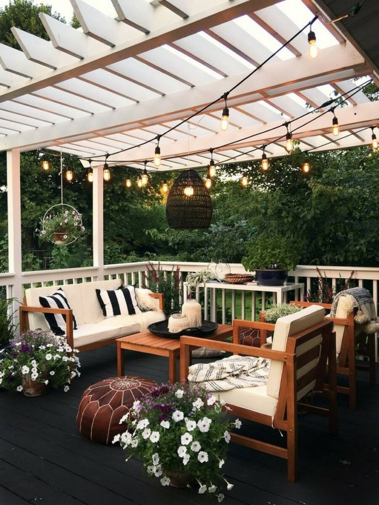 Outdoor Patio Decoration Ideas