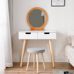 vanity ideas for small bedrooms