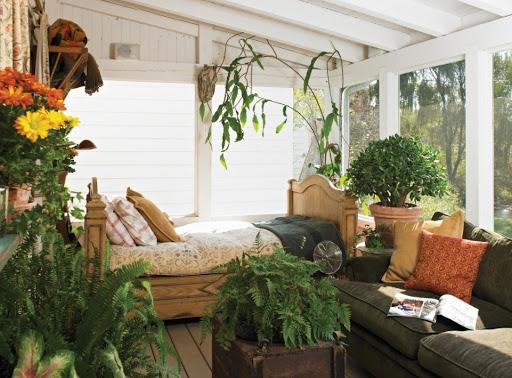 Three-Season Room Ideas