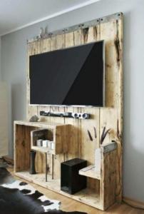 DIY TV Stand Ideas