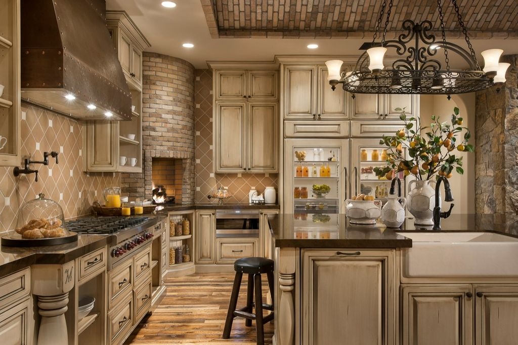 How to Create a Traditional Kitchen: 8 Amazing Kitchen Design Ideas