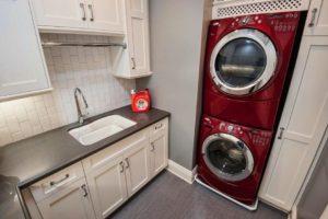 Basement laundry room ideas