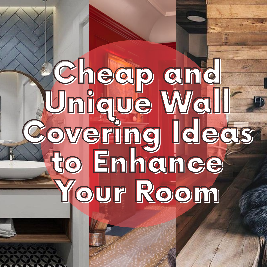 Wall Covering Ideas