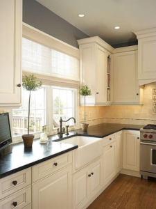 Antique White Paint For Cooking Area