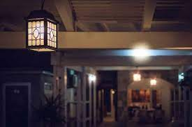 porch light color meanings